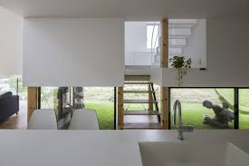 Architecture Fantastic Kawate Residence Home Design Interior In