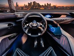 lexus uk linkedin lexus ux concept has hologram display paris motor show business