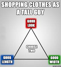 Tall People Problems Meme - 9 reasons why being tall is the worst