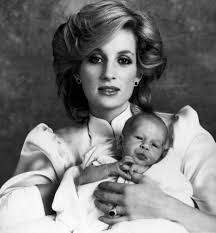 diana with henry