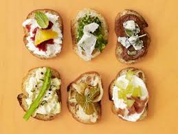canape toast 50 easy toast toppers recipes and cooking food food