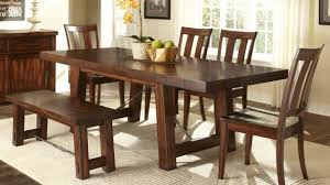 dining room sets for 6 bench seat for dining room table with dining room set with bench