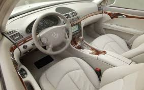 2006 mercedes e class used 2006 mercedes e class diesel pricing for sale edmunds