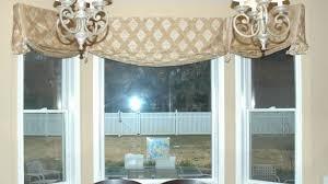 Valances For Bay Windows Inspiration Bay Window Valance Traditional Treatment Decoration 12