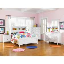 kenley bookcase storage bed hayneedle