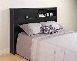 coal harbor queen size black platform storag bedroom set at gowfb