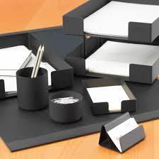 Desk Accessories Sets Office Desk Accessory Sets Techieblogie Info