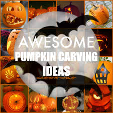 awesome pumpkin carving ideas a little craft in your day