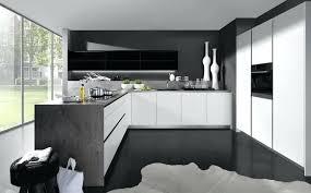 idees cuisine moderne cuisine moderne blanc laquac idees de cuisine moderne noir et