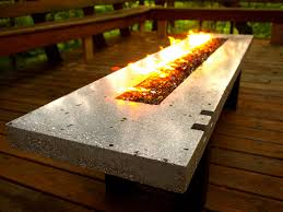 Propane Coffee Table Fire Pit by Furniture Make Your Patio More Lovely With Propane Fire Pit For