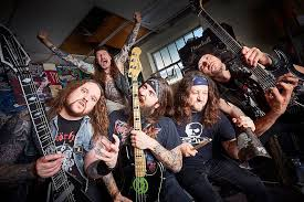 municipal waste announce sixth album unleash new track