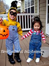 despicable me halloween costumes fireflies and jellybeans happy halloween despicable me style