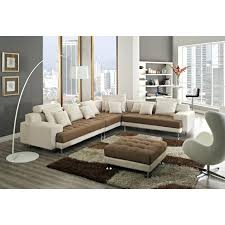 Sectional Sofas Fabric Furniture Wonderful Sofa With Ottoman Chaise Chaise Loveseat
