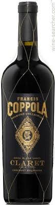 francis ford coppola diamond collection black label claret