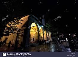 Gazi Wood Furniture Gazi Husrev Beg Mosque Stock Photos U0026 Gazi Husrev Beg Mosque Stock