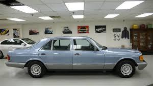 mercedes 500 for sale 1985 mercedes 500 sel sedan for sale in ramsey nj on