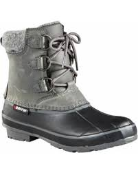womens grey boots sale tis the season for savings on s baffin elk duck boot grey