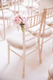 chiavari chairs wedding chiavari chairs in wedding elizabeth designs the
