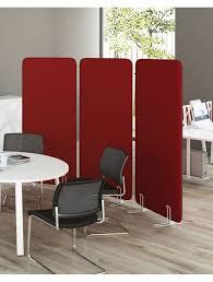 cloison bureau acoustique cloison acoustique de bureau en tissu sono pas cher delex mobilier