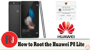 root my android phone how to root the huawei p8 lite android phone