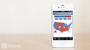 Presidential Election Map 2012 by Best Apps To Follow The 2012 Presidential Election Results Imore