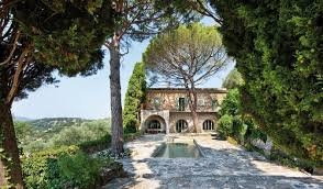 picassos french riviera house