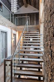 Home Decorating Program Natural Stairs In Rustic Residence Management House Design