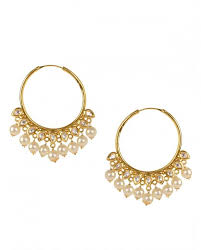 hoops earrings india 74 best earrings images on jewelry indian jewelry