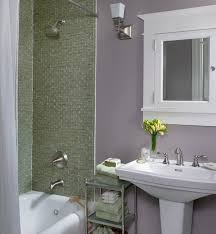 ideas small bathrooms colorful ideas to visually enlarge your small bathroom