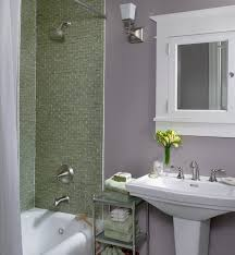 small bathroom ideas paint colors colorful ideas to visually enlarge your small bathroom