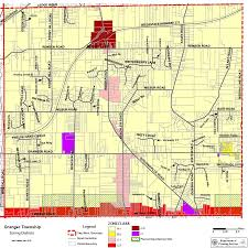 Map Of Medina Ohio by Granger Township Zoning Maps