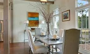dinner table centerpiece ideas beautiful dining room table centerpieces intended for modern plans
