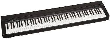 amazon black friday midi keyboards sale yamaha p 71 88 key digital piano w power adapter u0026 sustain pedal