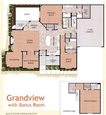 grandview floor plan leisure villas senior living