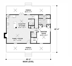 cottage style house plan 3 beds 2 50 baths 1666 sq ft plan 56 627