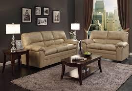 sofa taupe taupe leather soft sofa