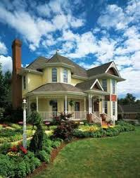 Country Farm House 12 Charming Yellow Houses Yellow Houses Nice Houses And Country
