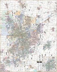 Map Of Dayton Ohio Products U2013 Kappa Map Group