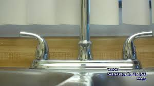 kitchen faucet leak how to replace a water leaking kitchen faucet using silicone