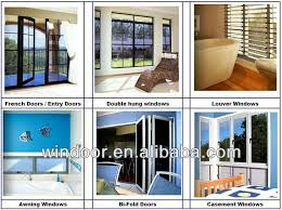 House Windows Design Philippines Casement Windows Type And Plastic Frame Material Cheap House