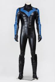 arkham city robin halloween costume compare prices on nightwing batman costume online shopping buy