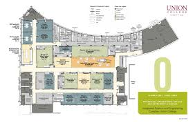 science and engineering center floorplans by union college issuu