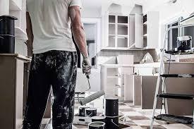 repeindre ses meubles de cuisine comment peindre ses meubles de cuisine déco solutions