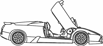 sports car coloring pages coloring pages for kids