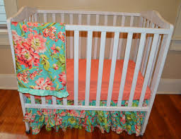 Mini Crib Bedding Ideas Mini Crib Bedding Sets Lostcoastshuttle Bedding Set