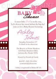pink safari baby shower invitations themesflip com