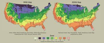 United States Climate Map by Climate Change Science Digest Global Warming U0027s Impact On Allergy