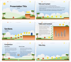 fun powerpoint template u2013 8 free ppt pptx documents download
