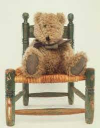 Bear On The Chair Bear And A Chair My Portfolio
