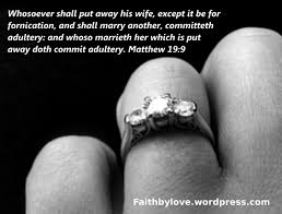 marriage divorce from a biblical perspective faith with